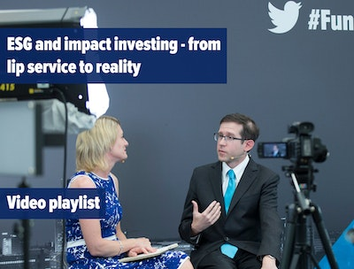 Video playlist: ESG and impact investing - from lip service to reality