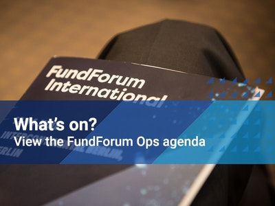 View the FundForum Ops agenda