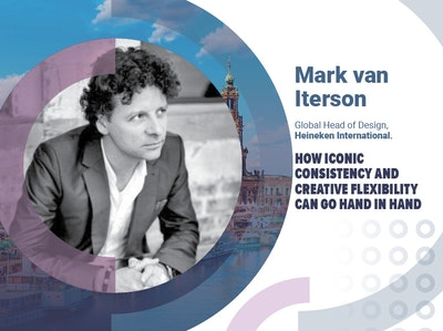 mark van Iterson FUSE Europe Design and Branding Event