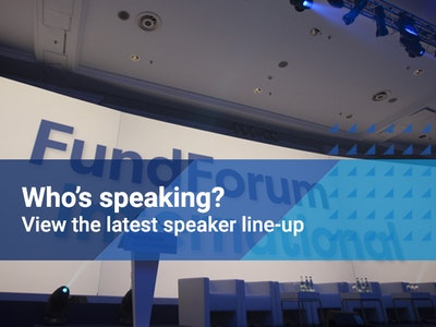 View the latest speaker line-up