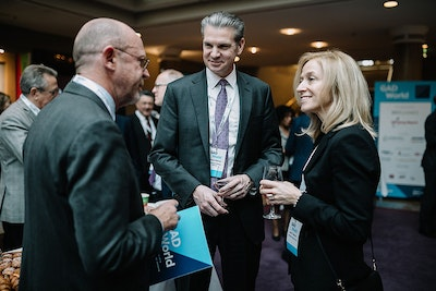 networking at GAD World