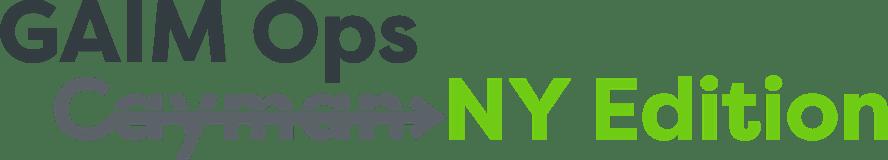 GAIM Ops NY Edition
