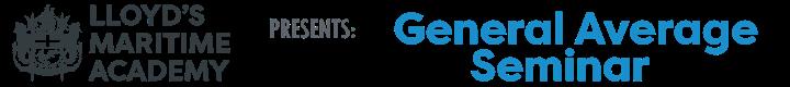 General Average Seminar