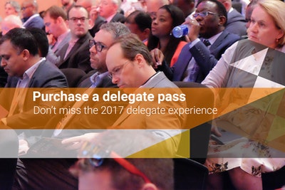 Purchase a delegate pass - don't miss the 2017 delegate experience