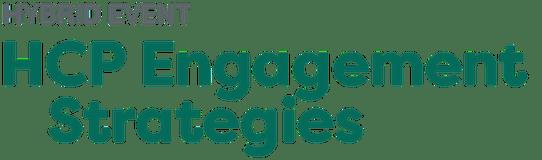 HCP Engagement Strategies 2021 Hybrid