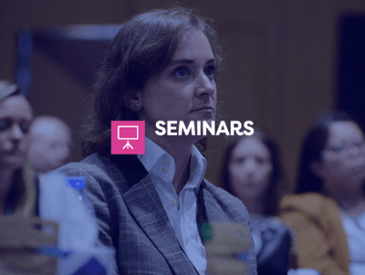 Attend Free HR Learning Seminars covering everything in HR from recruitment, talent management, Analytics to Learning & Development, training and HR Strategy