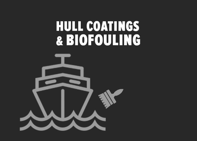 HULL COATINGS & BIOFOULING