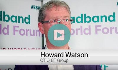 Howard Watson, CTIO, BT Group