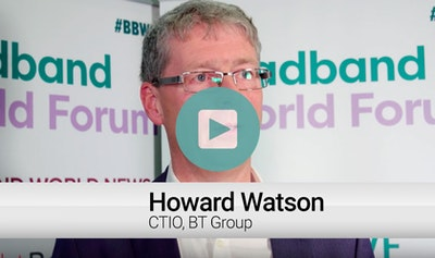 Howard Watson, CTIO, BT Group