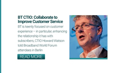 Howard Watson is BT Group's Chief Technology and Information Officer. In this role, Howard is in charge of the company's 'engine room'