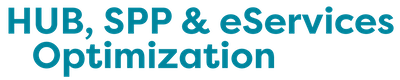 Hub, SPP & eServices Optimization 2021