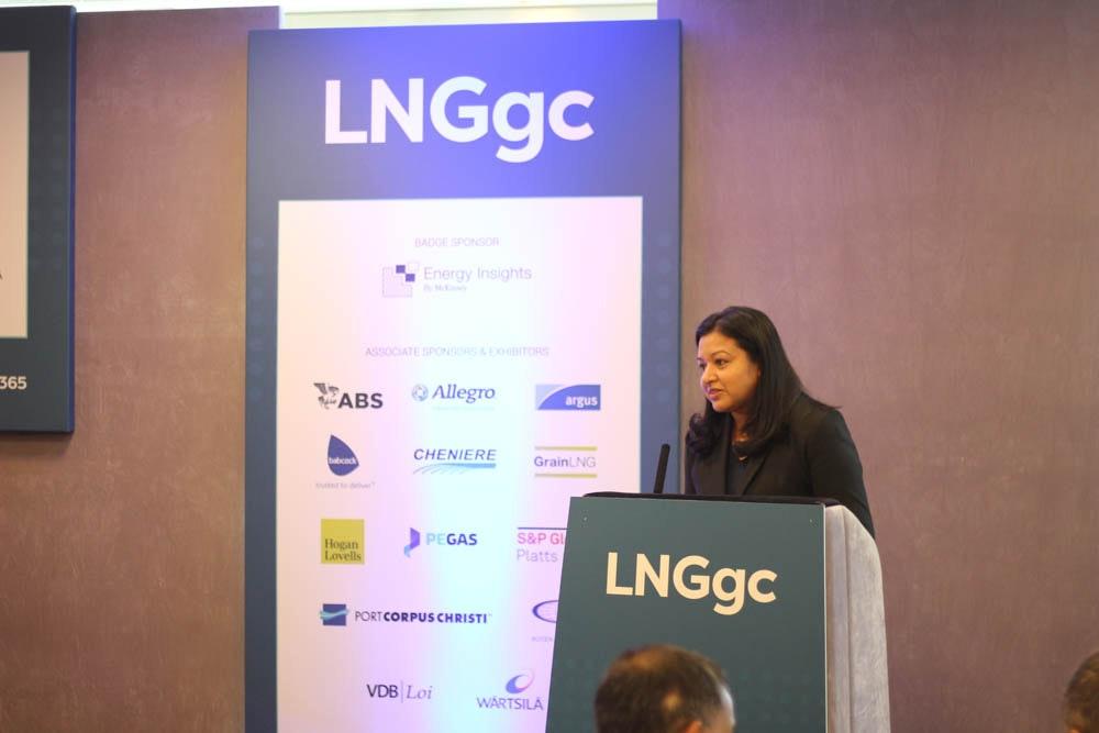 Ela Banjeeree @ LNGgc 2017
