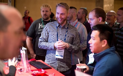Developers, IT pros, and DevOps attend IT/Dev Connections training conference to meet solutions providers and learn about the latest technology.