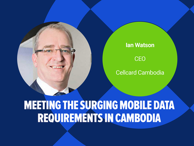 Meeting the Surging Mobile Data Requirements in Cambodia