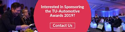 TU-Automotive Awards 2019 - Sponsorship