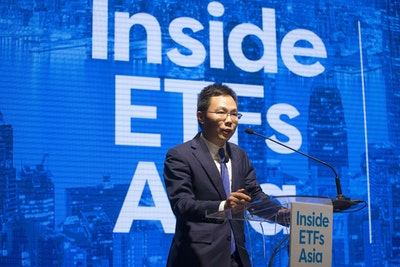 Speaker at Inside ETFs Asia