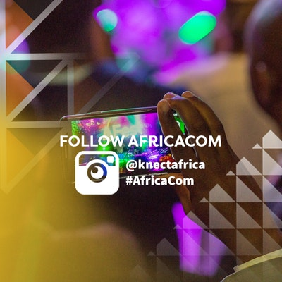 Follow AfricaCom on Instagram at @knectafrica and #AfricaCom