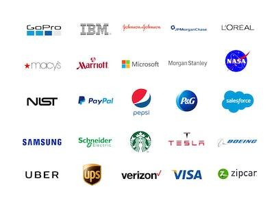 IoT World attending companies