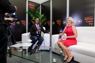 AfricaCom media