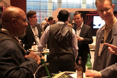 Networking at IoT Conference 2017