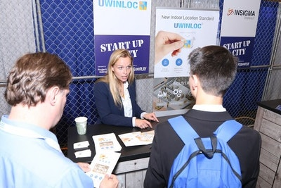 Project Kairos - Startup City Exhibitor