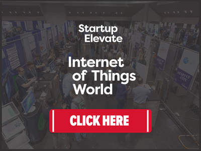 Startup Elevate at IoT World in Santa Clara, California