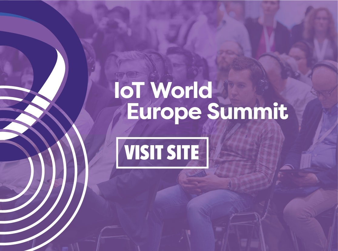 IoT World Europe Summit - part of TechXLR8 2020