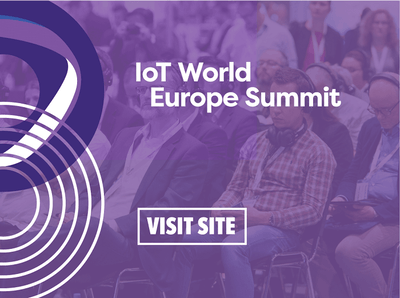 IoT World – Europe Summit part of London tech Week 2019
