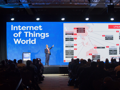 IoT World Keynote