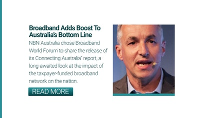 JB Rousselot launches report on the impact of fast broadband on Austrailia's economy