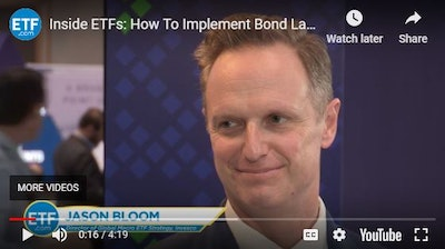 Jason Bloom explains why active management works so well in fixed income, and how bond ladders benefit investors