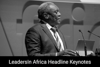 LeadersIn Africa Headline Keynotes