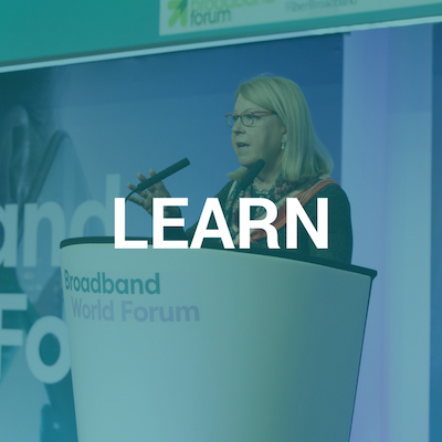 Learn at Broadband World Forum