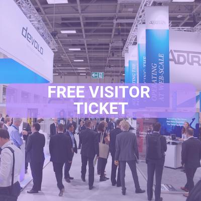 Broadband World Forum Free Visitor Ticket