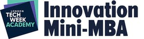 Innovation Mini-MBA (London Tech Week) - VAT