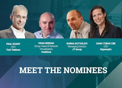 Meet the nominees