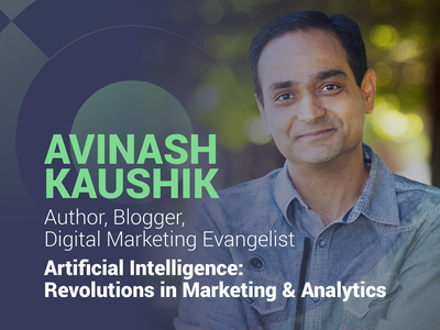 Marketing Analytics and Data Science Avinash Kaushik