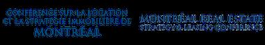 Conférence sur la location et la stratégie immobilière de Montréal