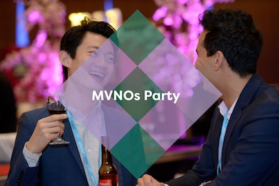 MVNOs Informal networking opportunities