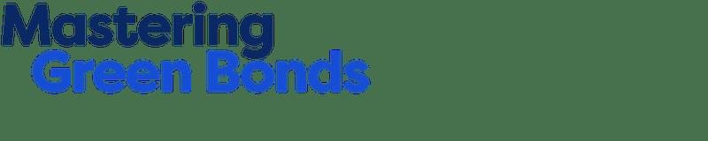 Mastering Green Bonds