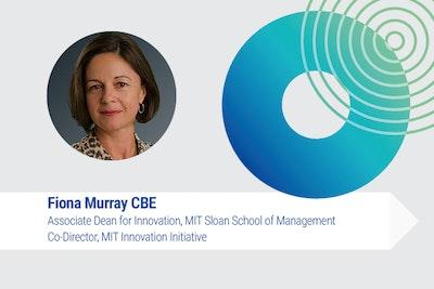Fiona Murray CBE