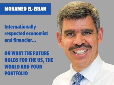 Mohamed El-Erian - Speaker at Inside ETFs