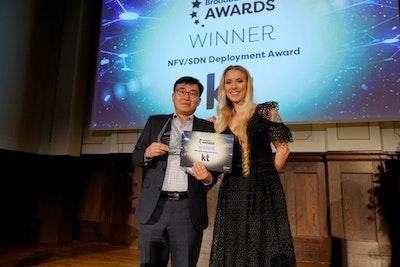NFV/SDN Deployment Award - WINNER: KT