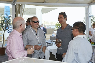 NGON & DCI Europe Beach Party Networking