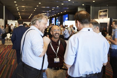 NGON & DCI Europe Exhibition Networking