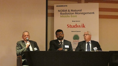 NORM & Natural Radiation Management Middle East 2016