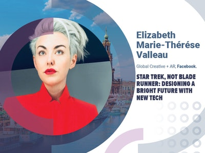 Elizabeth Valleau FUSE Europe Design and Branding Event