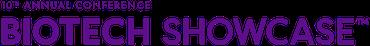 Biotech Showcase