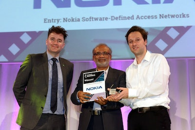 Achievement in Network Virtualization. WINNER: Nokia