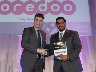 Best Smart City Collaboration. WINNER: Ooredoo
